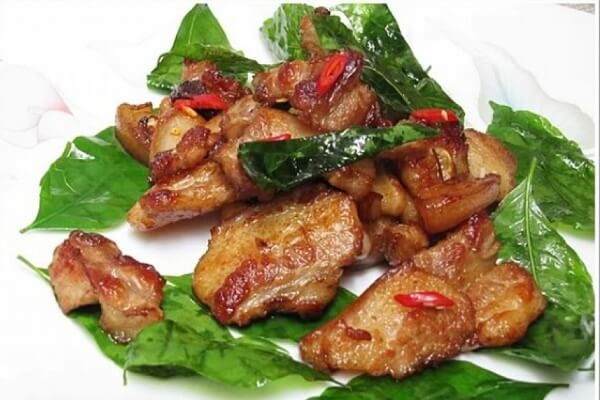 Cách làm thịt ba chỉ rang cháy cạnh bằng chảo, thịt ba chỉ xào chua ngọt ngon đơn giản chỉ 4 bước tại nhà