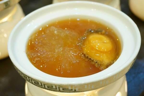 Súp bào ngư - món súp ngon nhất thế giới