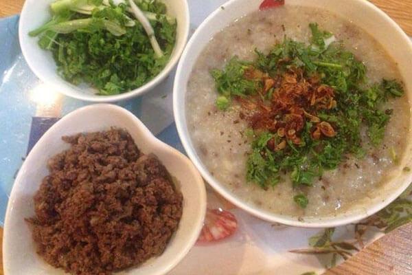 3 cách nấu cháo bồ câu hạt sen cho bé và bà bầu, cháo chim bồ câu nấu với rau gì cho trẻ ăn dặm?