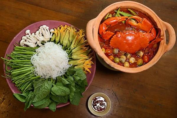 Những món ăn dân gian đủ làm say lòng khách tứ phương tại Gạo
