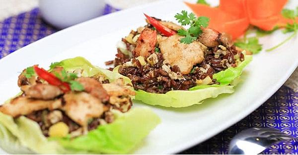 Những món Thái hấp dẫn từ hương vị và tinh tế trong cách trình bày