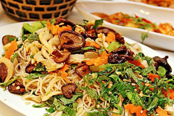 Món ăn nào cũng rất hấp dẫn, tốt cho sức khoẻ