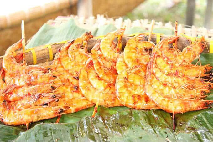Những món ngon truyền thống mang màu sắc biển cả