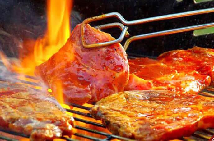 Buffet lẩu nướng TBQ có thể là một cái tên khá mới trong làng buffet hải sản Hà Nội