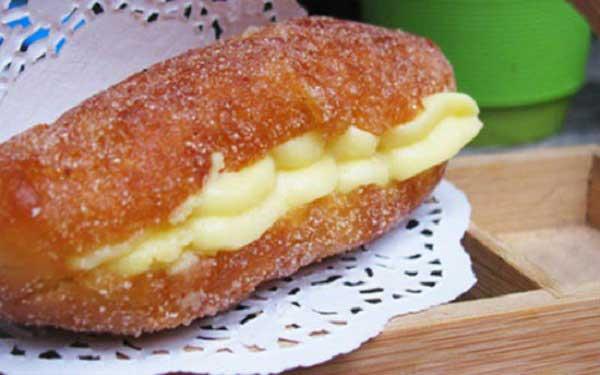 Cách làm bánh rán nhân su kem cực ngon và đơn giản