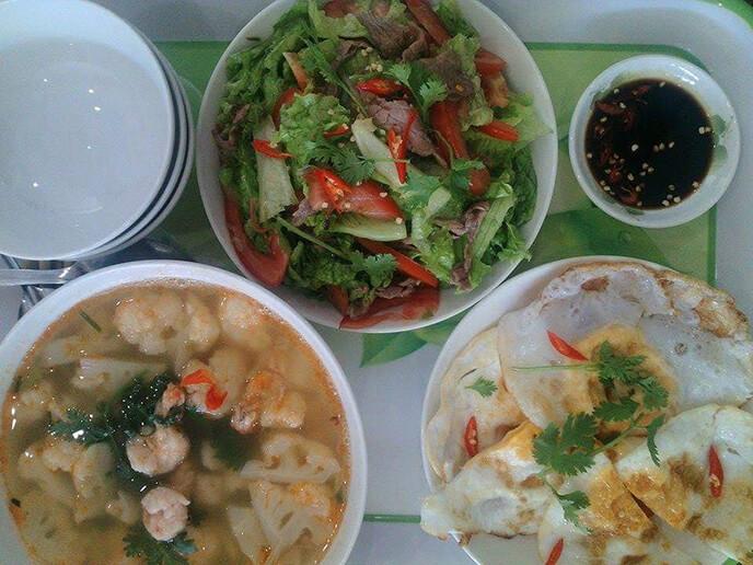 Những món ăn ngon cho bữa cơm gia đình