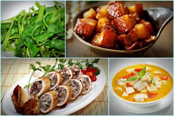 Muốn học nấu ăn không hề khó, bạn có thể học hỏi từ người thân, bạn bè