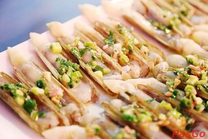 10 nhà hàng buffet hải sản Hà Nội ngon giá rẻ, Ăn buffet hải sản (có tôm hùm) tại Hà Nội