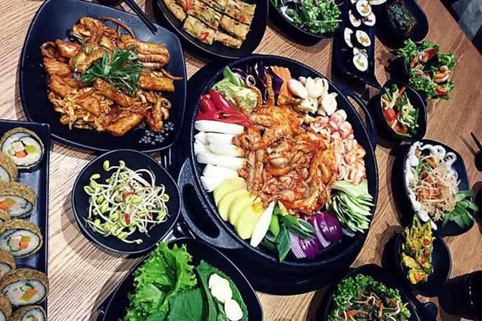 Thiên đường ẩm thực buffet