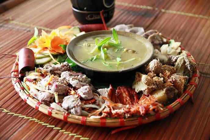 Món ăn đơn giản, gần gũi nhưng hương vị lại vô cùng thơm ngon