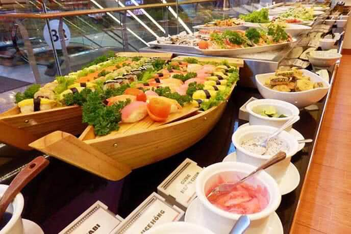 King BBQ Buffet – B2-R4-40 Royal City