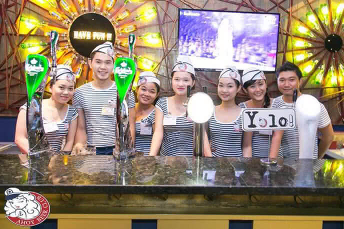 Ahoy Beer Club - 79 Nguyễn Công Trứ, Quận 1