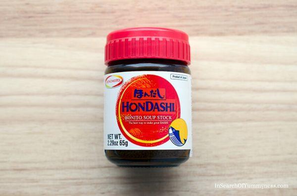 Dashi là loại nước dùng được tạo ra từ rong biển Kombu