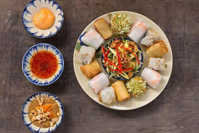 Món ăn đậm chất Việt nhưng vẫn vô cùng hấp dẫn