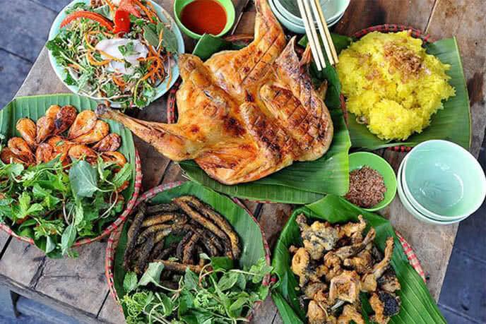 Hương vị quê mời gọi thực khách của quán nhậu Hà Nội - Ao Quán