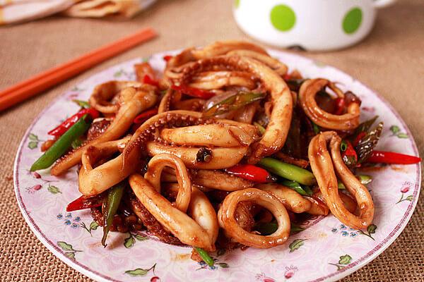 Những lưu ý để có món bạch tuộc xào cay kiểu Hàn thơm ngon