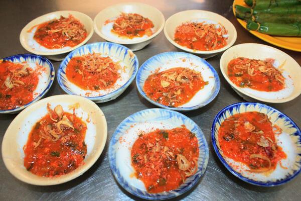 Bánh bèo - Món ăn đặc sản miền Trung Việt Nam