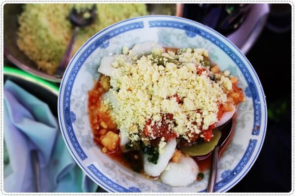 Bánh bèo một món ăn rất được ưa chuộng ở miền Trung