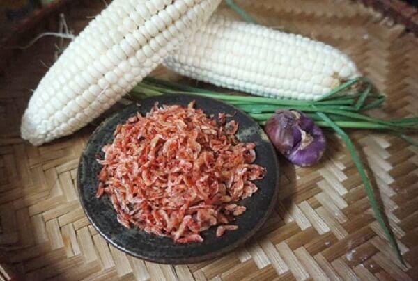 Bắp xào – một trong những món ăn vặt của Sài Gòn
