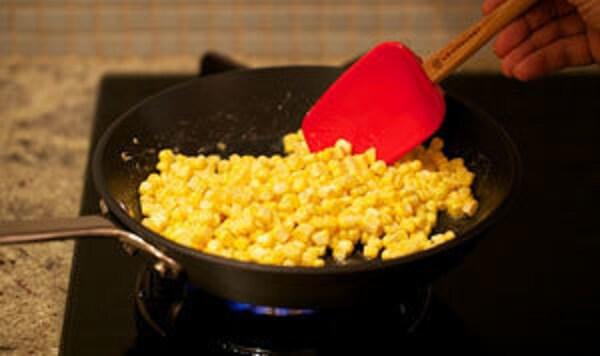 4 cách làm bắp xào bơ, bắp xào tép mỡ hành, xào tôm khô thơm ngon (Có thể xào để bán) 1