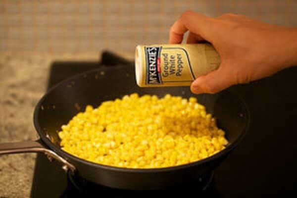 4 cách làm bắp xào bơ, bắp xào tép mỡ hành, xào tôm khô thơm ngon (Có thể xào để bán) 2