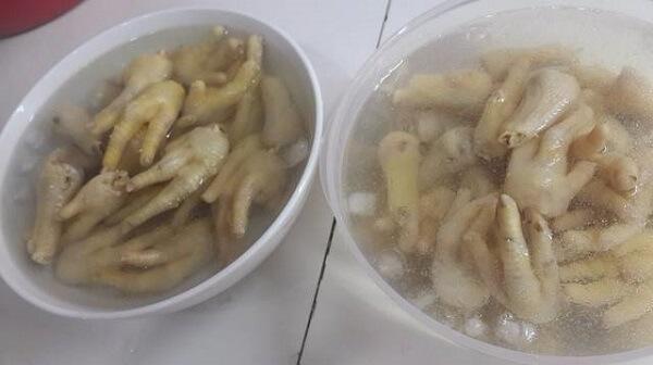 3 cách làm chân gà ngâm sả tắc, chân gà ngâm sả ớt ăn ngay, ngâm giấm chua ngọt ngon và đơn giản nhất 1