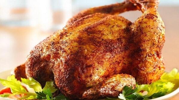Cách làm gà quay tiêu mật ong bằng lò nướng tại nhà, nướng gà bằng nồi cơm điện thơm ngon đơn giản