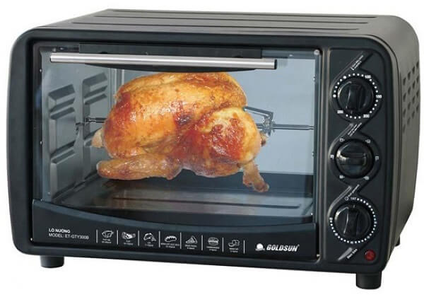 Quay gà trong lò nướng không phải là việc khó khăn - Cách làm gà quay tiêu mật ong bằng lò nướng tại nhà cực nhanh
