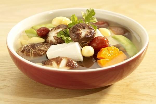 Món ăn chay ngày càng được nhiều người yêu thích.