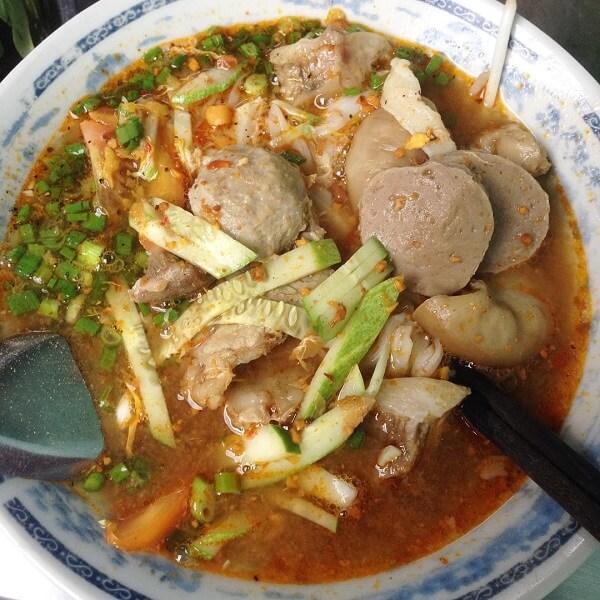 Hủ tiếu sate Quảng Ký