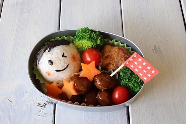 Cơm hộp Bento là gì, Cách làm cơm hộp Bento Nhật Bản, cơm hộp tình yêu với 60+ mẫu cơm đẹp đơn giản 28