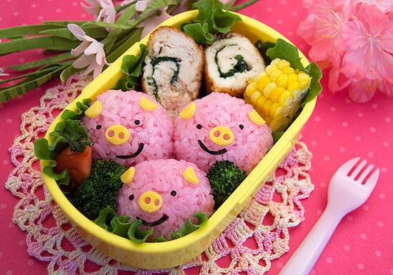 Cơm hộp Bento là gì, Cách làm cơm hộp Bento Nhật Bản, cơm hộp tình yêu với 60+ mẫu cơm đẹp đơn giản 30