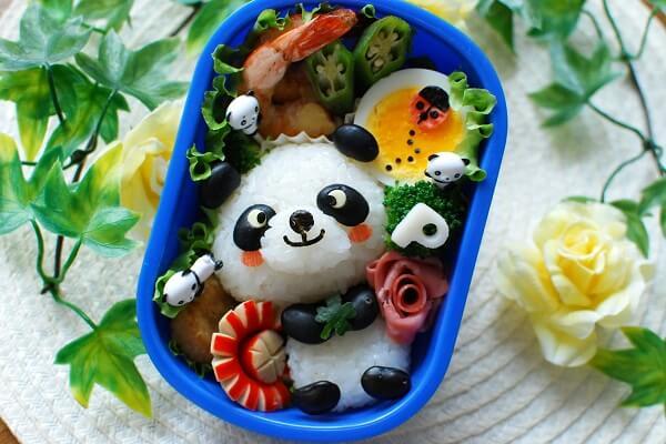 Cơm hộp Bento là gì, Cách làm cơm hộp Bento Nhật Bản, cơm hộp tình yêu với 60+ mẫu cơm đẹp đơn giản 33