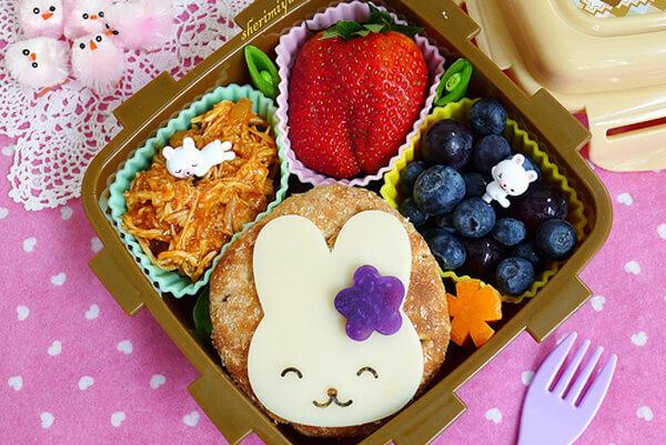 Cơm hộp Bento là gì, Cách làm cơm hộp Bento Nhật Bản, cơm hộp tình yêu với 60+ mẫu cơm đẹp đơn giản 37