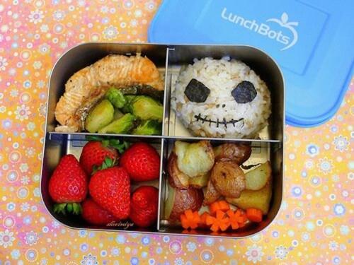 Cơm hộp Bento là gì, Cách làm cơm hộp Bento Nhật Bản, cơm hộp tình yêu với 60+ mẫu cơm đẹp đơn giản 43