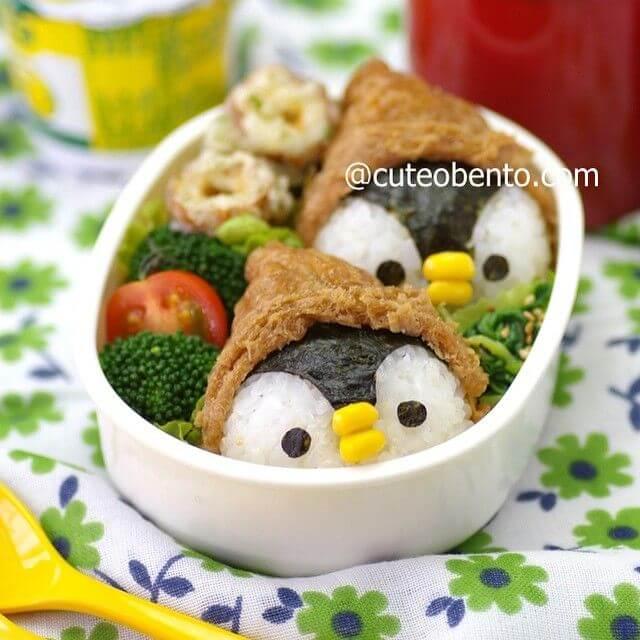 Cơm hộp Bento là gì, Cách làm cơm hộp Bento Nhật Bản, cơm hộp tình yêu với 60+ mẫu cơm đẹp đơn giản 20