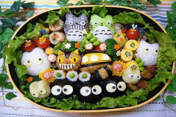 Cơm hộp Bento là gì, Cách làm cơm hộp Bento Nhật Bản, cơm hộp tình yêu với 60+ mẫu cơm đẹp đơn giản 21