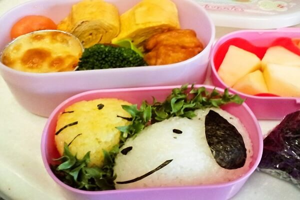 Cơm hộp Bento là gì, Cách làm cơm hộp Bento Nhật Bản, cơm hộp tình yêu với 60+ mẫu cơm đẹp đơn giản 23