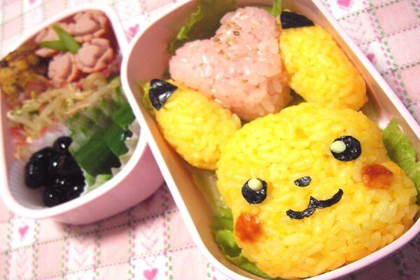 Cơm hộp Bento là gì, Cách làm cơm hộp Bento Nhật Bản, cơm hộp tình yêu với 60+ mẫu cơm đẹp đơn giản 24