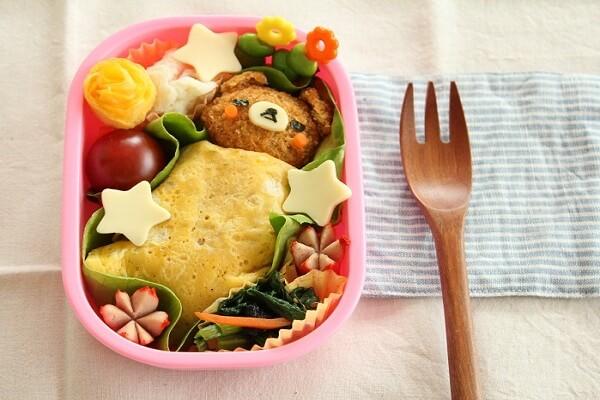 Cơm hộp Bento là gì, Cách làm cơm hộp Bento Nhật Bản, cơm hộp tình yêu với 60+ mẫu cơm đẹp đơn giản 26