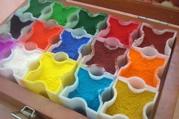 Màu Thực Phẩm Làm Bánh - Các Loại Màu Thực Phẩm Dạng Bột, Nước