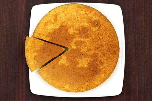Cách Làm Bánh Bông Lan Bằng Nồi Cơm Điện Không Cần Máy Đánh Trứng