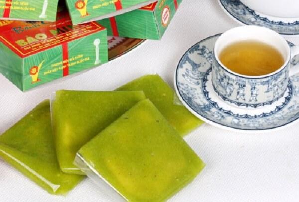 2 cách làm bánh cốm đậu xanh Hà Nội, bánh cốm dẹp Trà Vinh với nếp dẻo và dừa nạo đơn giản tại nhà