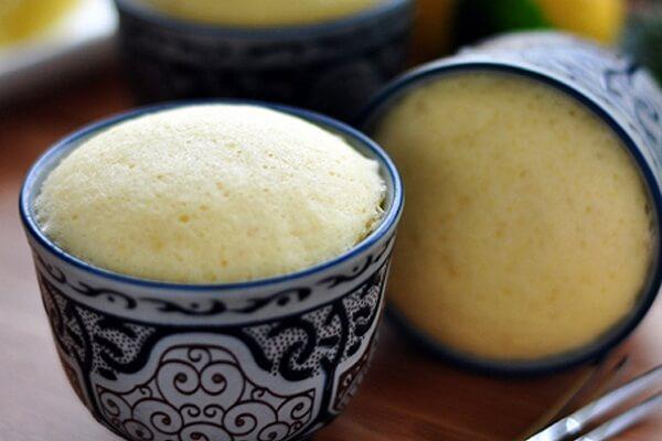 Cách làm bánh cupcake chanh vàng đẹp mắt không cần lò nướng (hấp bằng nồi cơm điện)