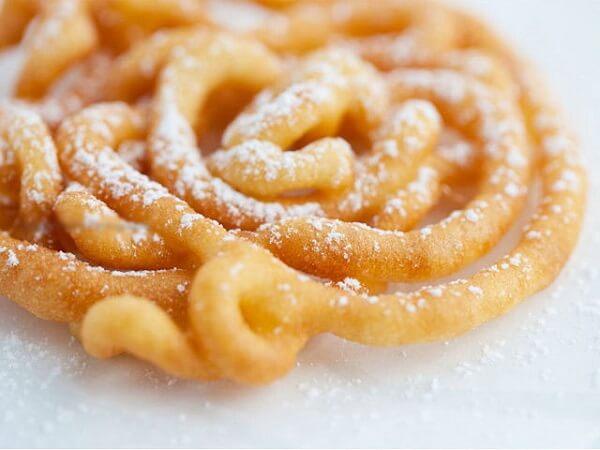 Cách làm bánh nhúng không cần khuôn rất đơn giản