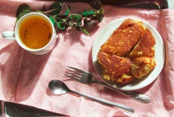 28 cách làm bánh từ bột mì trứng sữa, bột năng, bột bắp không cần lò nướng đơn giản 1