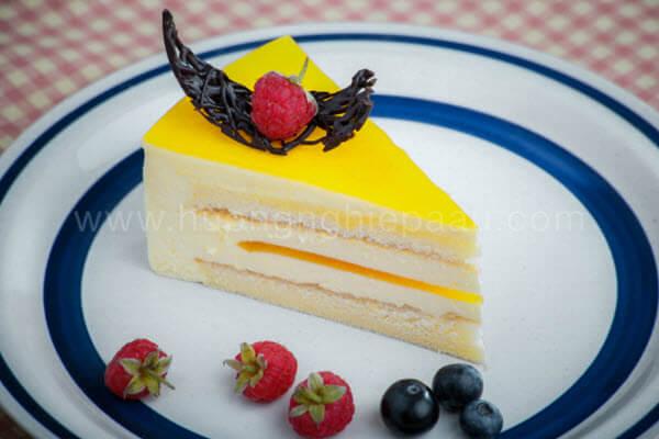 Nguyên liệu chính của mousse chính là gelatin và kem tươi.