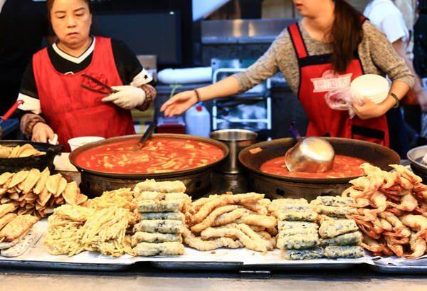 Tteokbokki – Bánh gạo