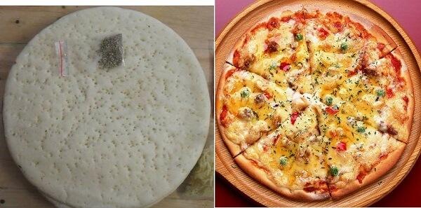 Chiếc đế bánh góp phần thành công của Pizza