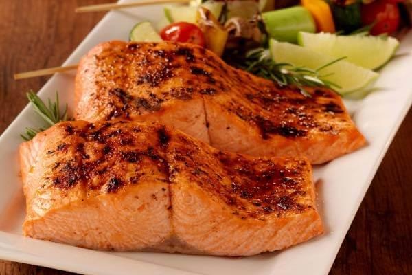 Cách Làm Cá Hồi Nướng - 6 Cách Ướp Cá Hồi - Lườn Cá Hồi Ngon